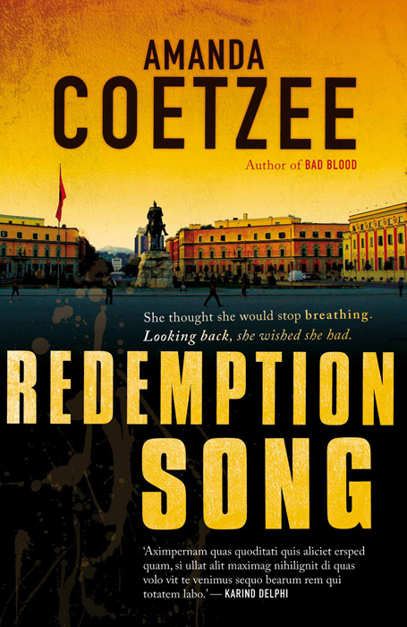Amanda Coetzee Redemption Song