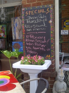 Our charming Old School Basin with pretty Pink Begonias