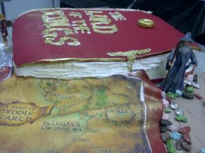 The Lord of The Rings ....the Cake Version!