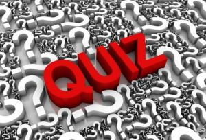 it is quiz time again!