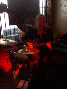 Keira Witherkay live at Indulgence Cafe