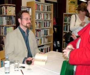 Peter James and Stuart MacBride