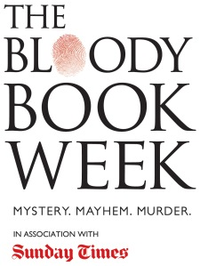 The Bloody Book Week 2013