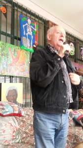 Pieter Dirk Uys Panorama Breakfast 27 Oct 2013