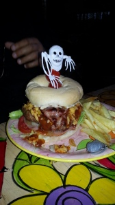 Halloween Dinner at Indulgence Cafe