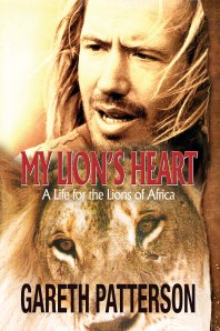 Gareth Patterson's  My Lion's Heart